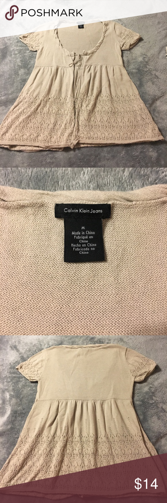 Short sleeved summer sweater | Sweater cardigan, Summer sweaters ...
