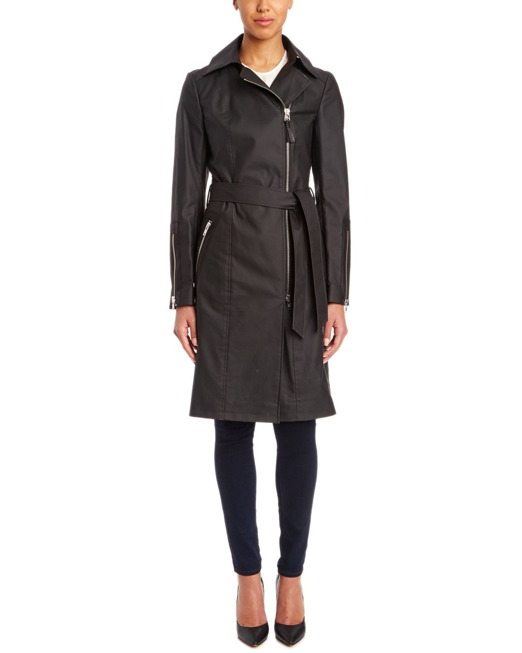 Spotted this Mackage Eugenia Trench on Rue La La. Shop (quickly!).