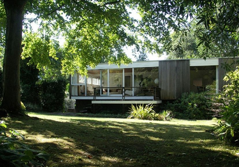 A 1958 modern house by architect Ivor Berresford, Kent, UK. | La ...