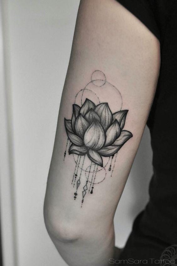 Lotus Flower Tattoo Flor De Loto Diseño Para Tatuar Flor De Loto