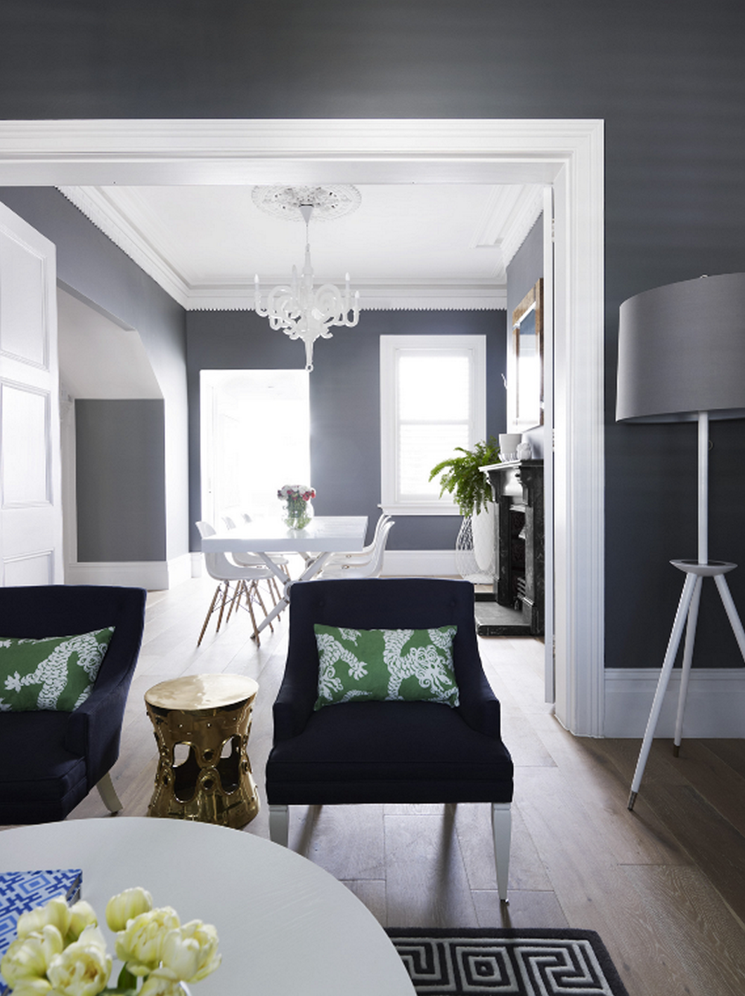 the beauty of grey. 2013 Dulux Colour Award Nominee. Clarke Payne ...