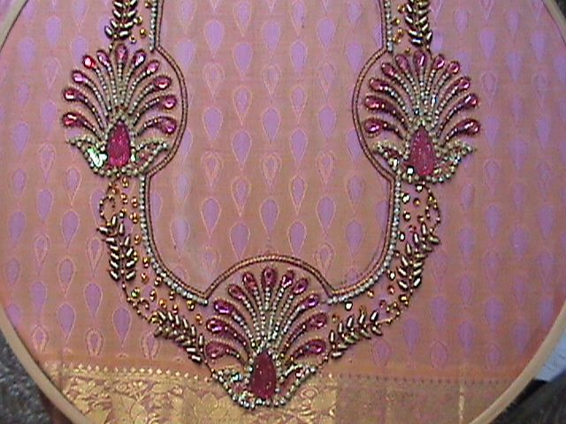 Aari work google search embroidery pinterest
