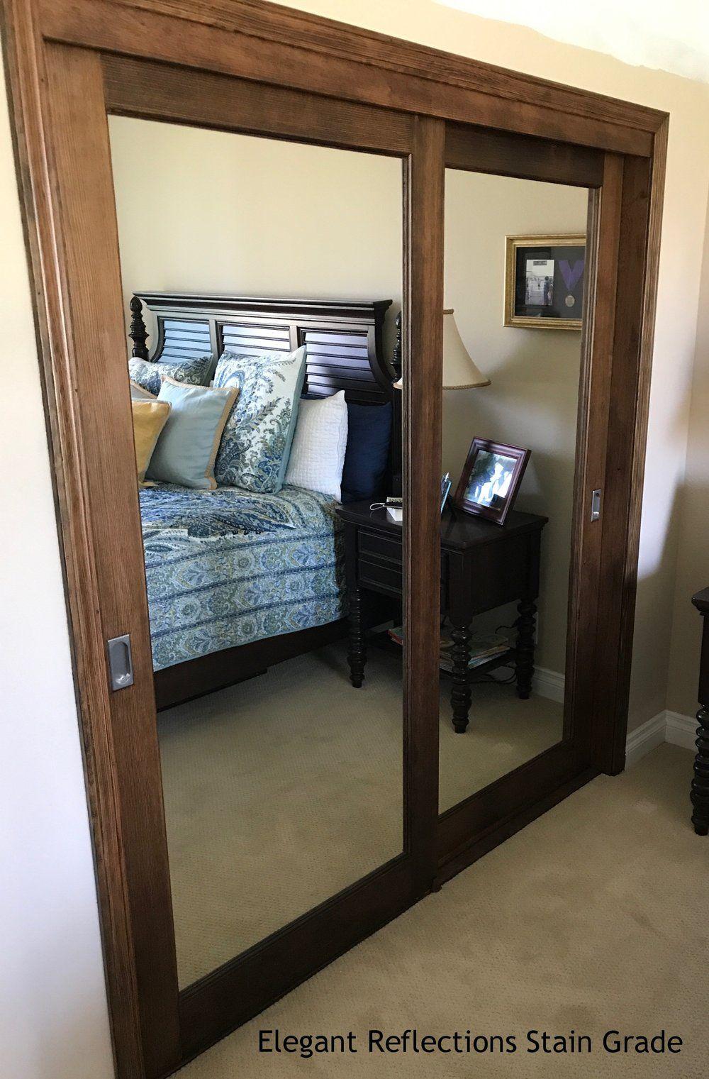 Pin By Sawsan Lubani On Home Closet Doors Mirror Closet