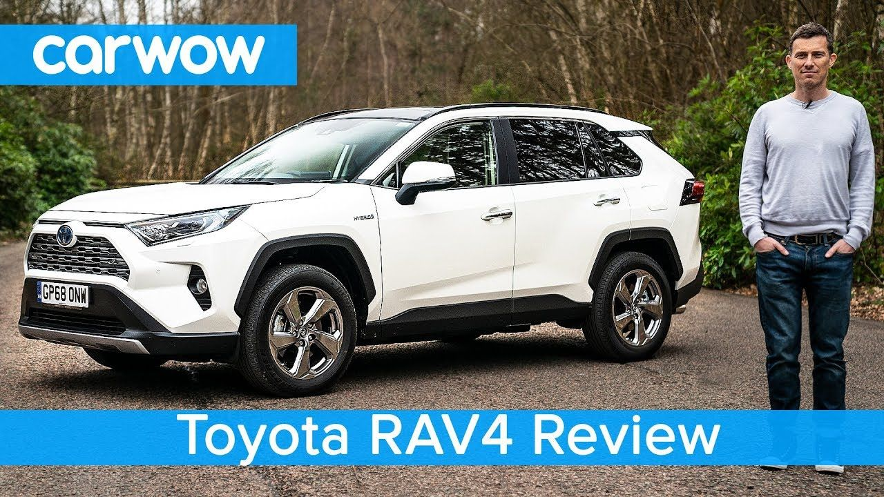 Toyota Rav4 Suv 2019 In Depth Review Carwow Reviews Youtube Toyota Rav4 Suv New Toyota Rav4 Toyota Rav4