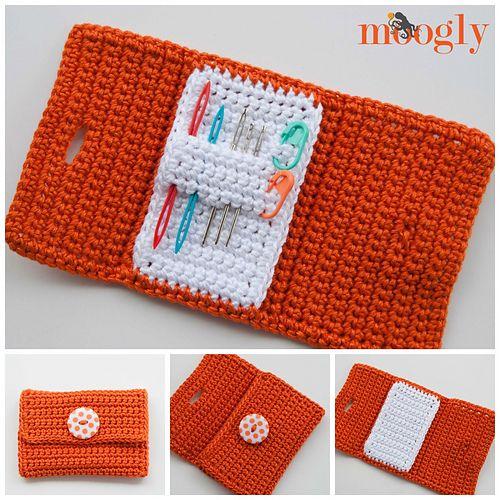 Ravelry: Nifty Needle Case pattern by Tamara Kelly