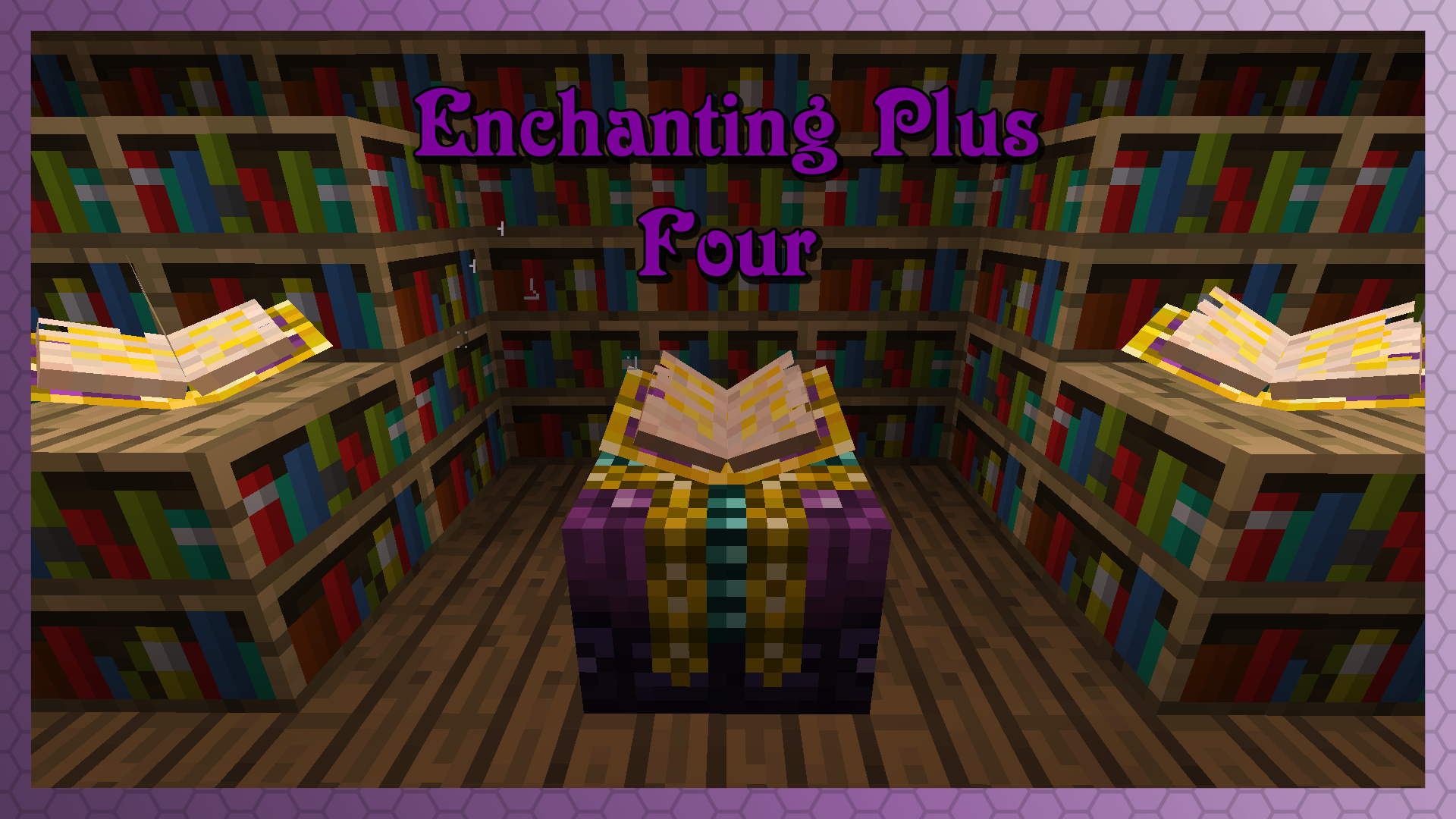 Enchanting Plus Mod 1 14 4 1 13 2 1 12 2 1 11 2 1 10 2 1 8 9 1 7 10 Minecraft Modpacks Minecraft 1 All Minecraft Design