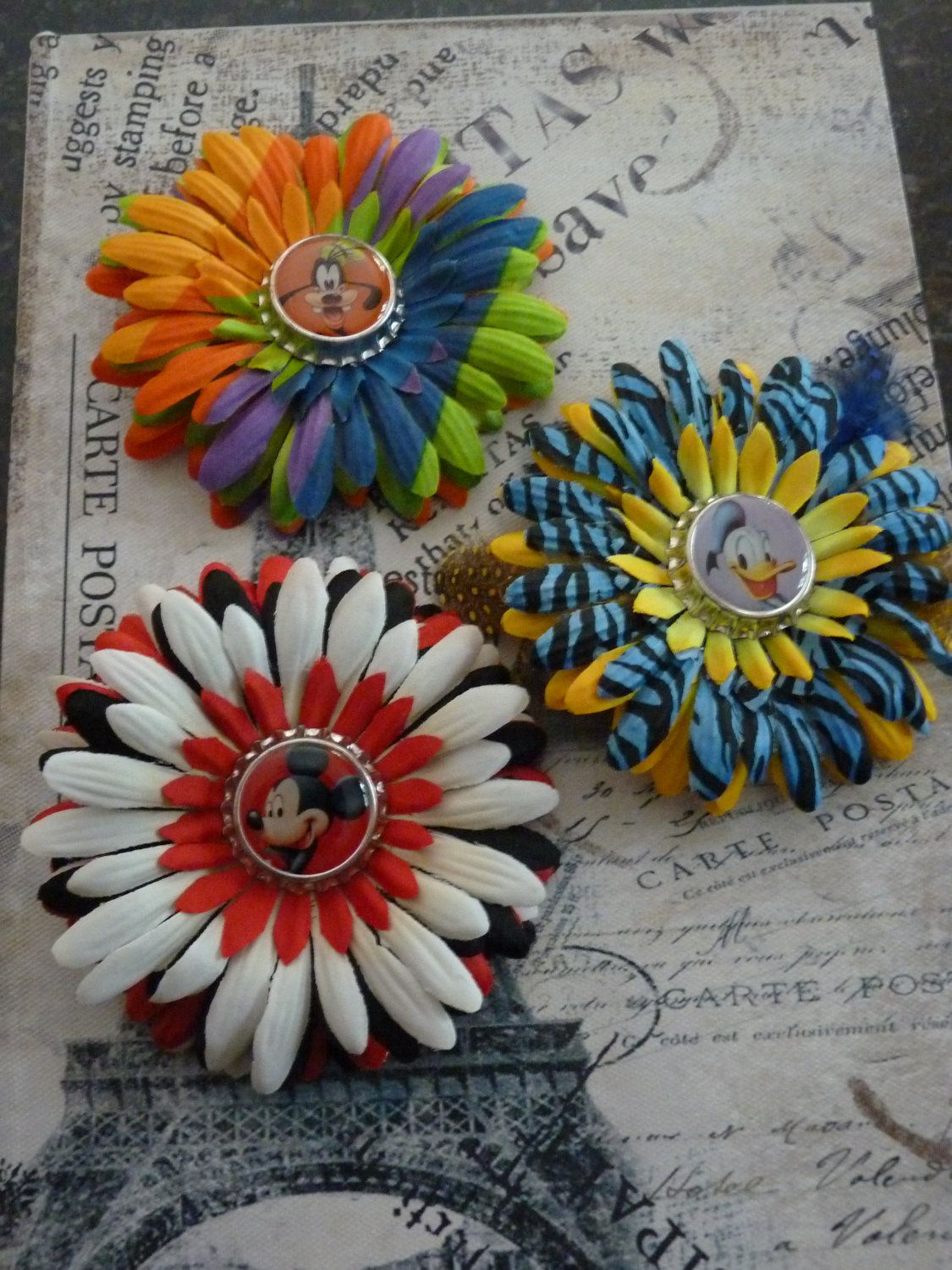 Bottle cap hair bows get inspired diy and save get your for Wholesale bottle caps for crafts