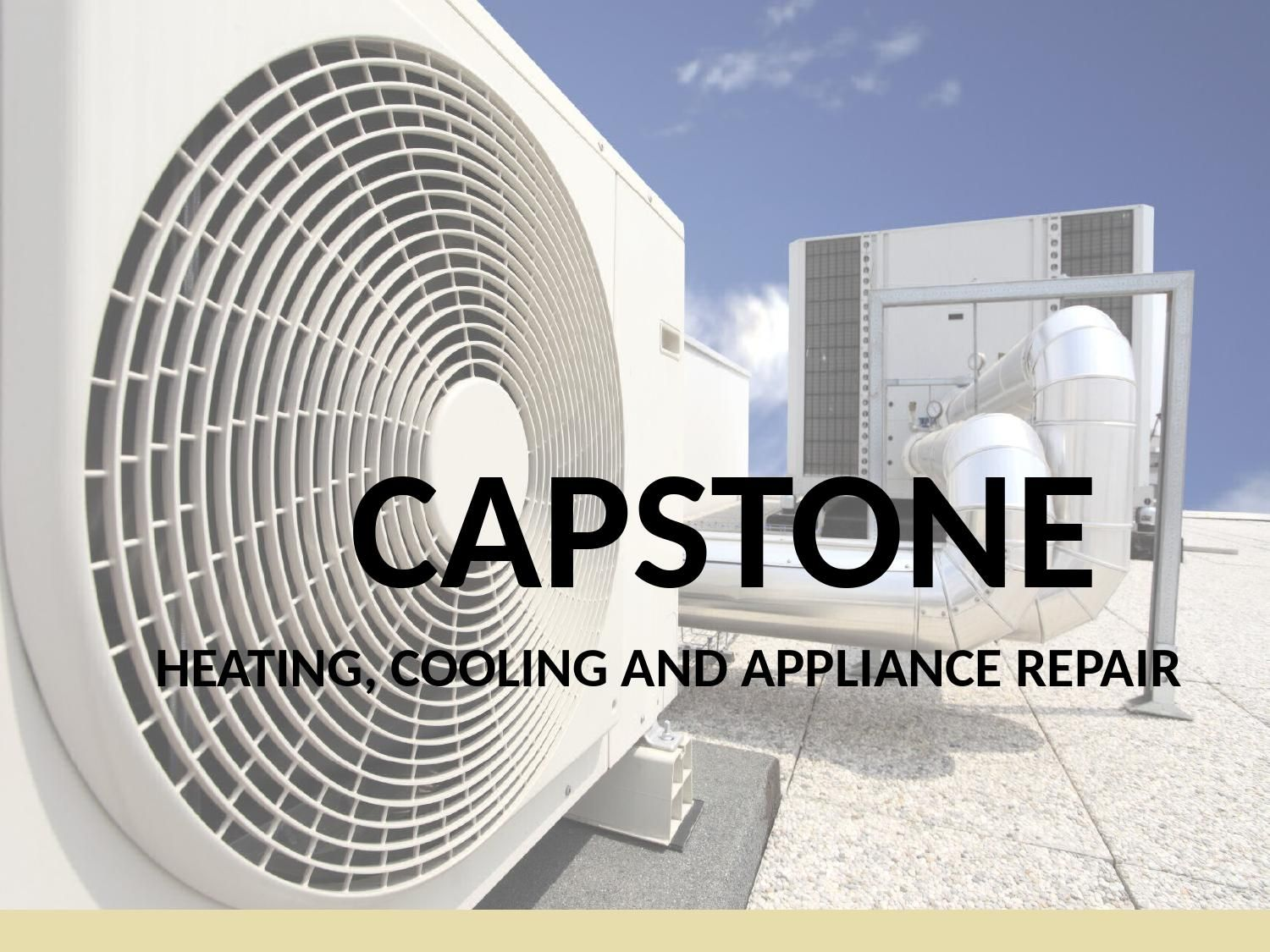 Proficient Commercial Appliances Repair In Vancouver Heating