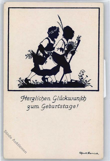 Elfriede Harnisch , Geburtstag