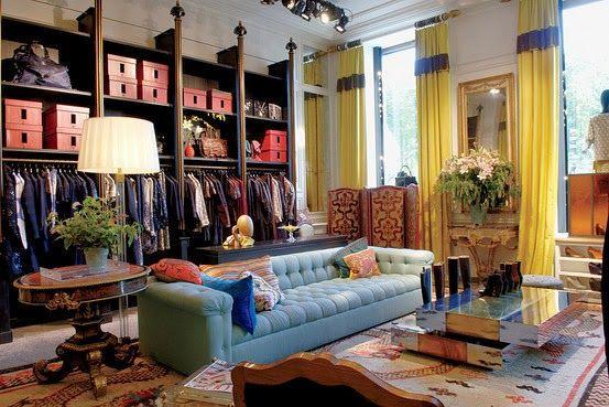 5343b5d028 Dries Van Noten Paris Boutique - Habitually Chic®