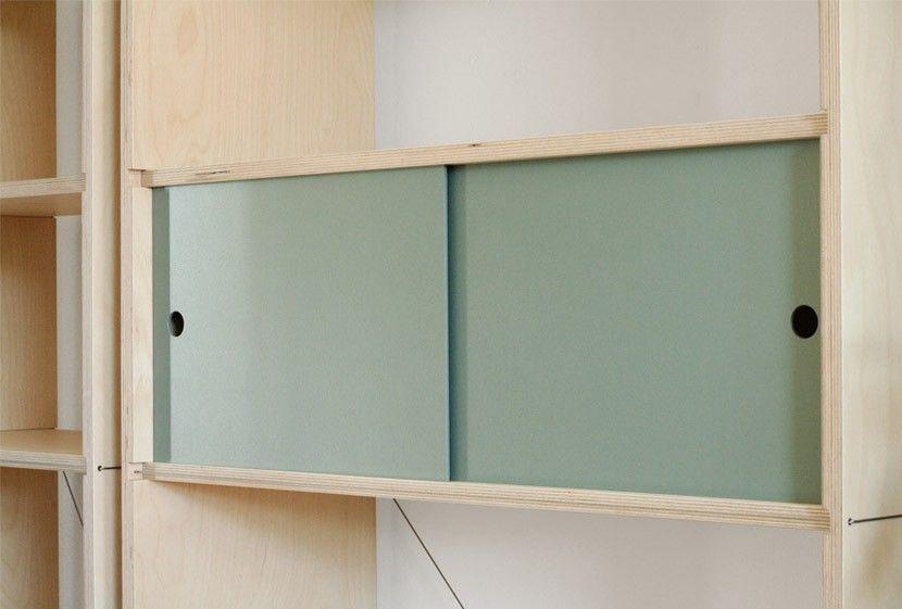 berken multiplex meubels google zoeken ideen pinterest garderobe schrank innenausbau. Black Bedroom Furniture Sets. Home Design Ideas