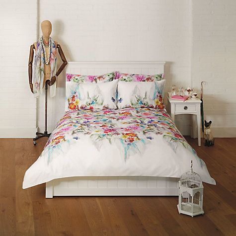 Ted baker sugar sweet floral bedding at helloshoppers for John lewis bedroom ideas
