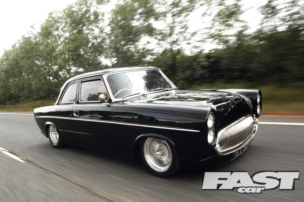1960 Ford Zodiac Lush Whip Usdm Ford Lincoln Mercury