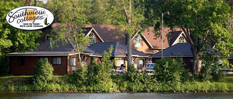 kawartha lakes  ontario housekeeping cottages  deluxe cottage rentals near rice lake ontario