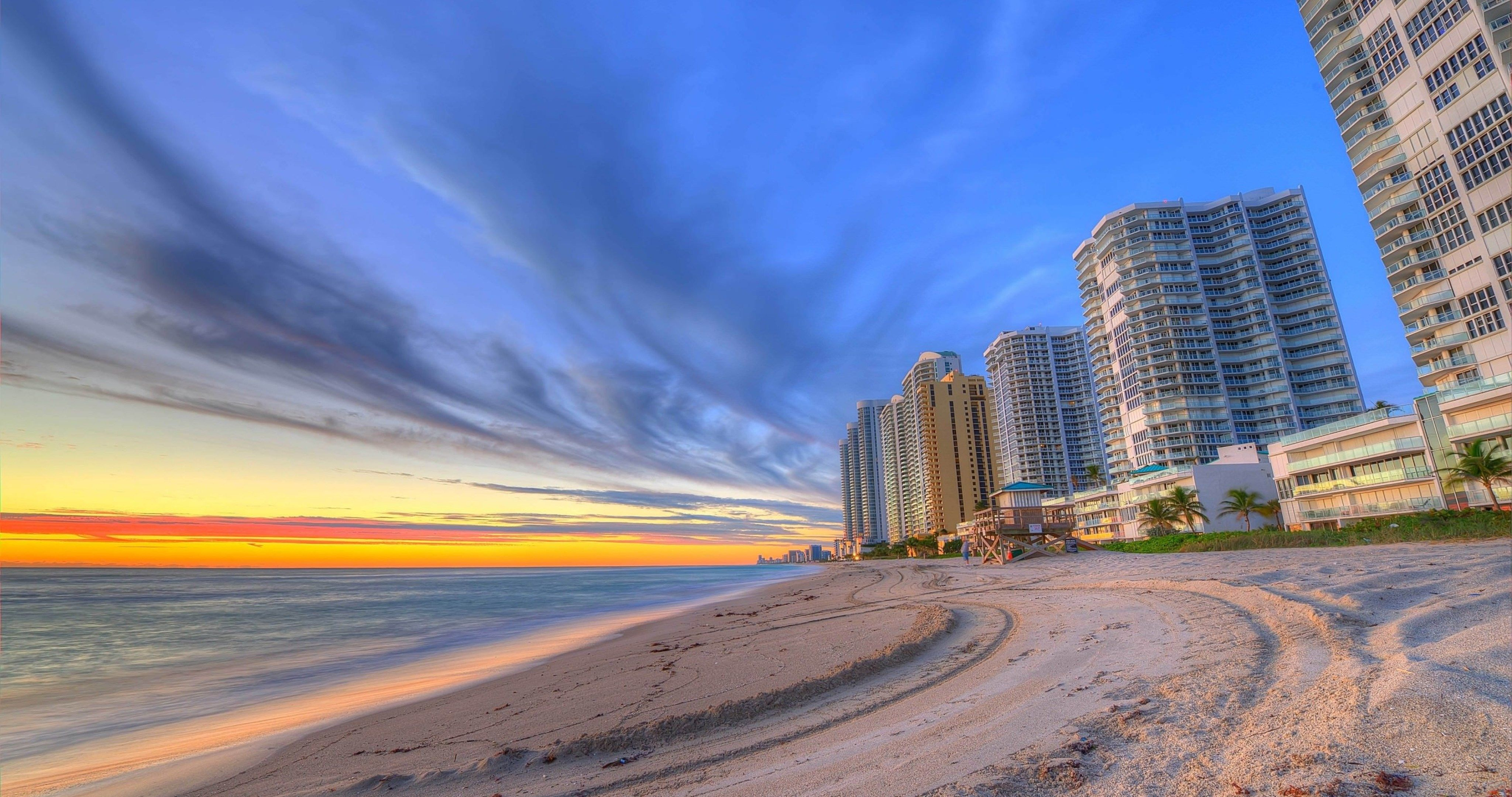 florida miami beach 4k ultra hd wallpaper Miami beach