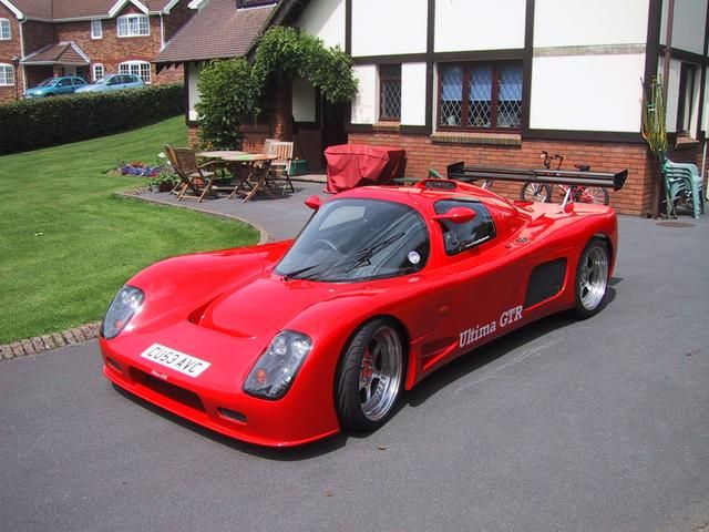 ultima gtr - Recherche Google | Ultima GTR | Pinterest | Cars