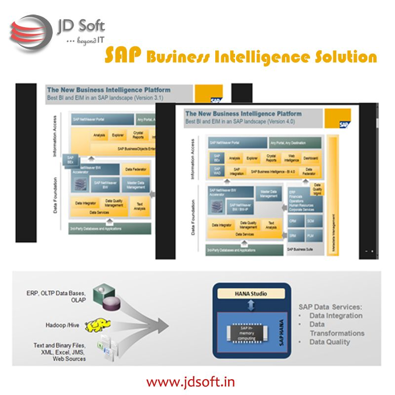 Jd Soft Consultants Have Deep Understanding On Sap Business