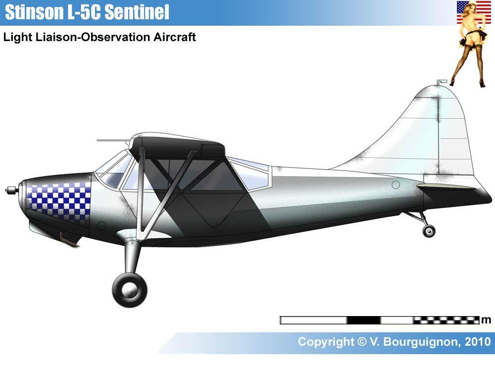 Stinson L5C Sentinel