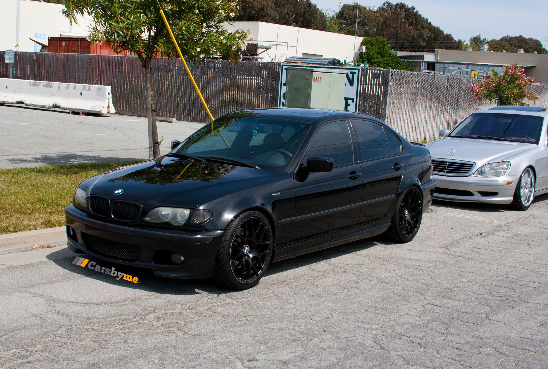 2003 Bmw E46 330i Zhp Performance Package 19 Inch Vmr Wheels