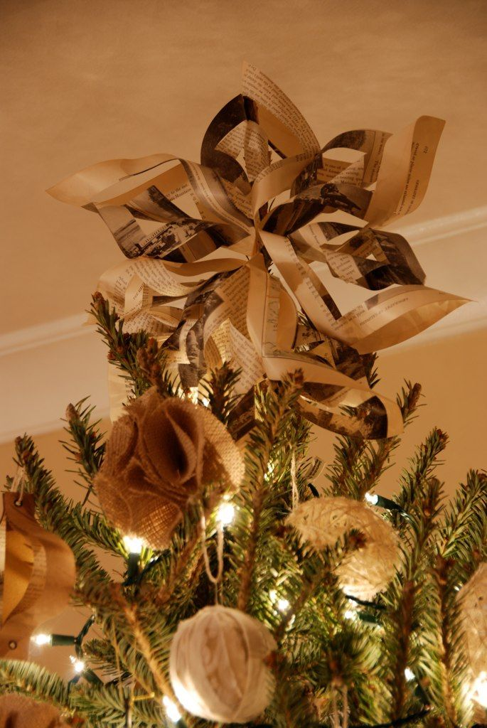 1000+ images about Christmas Tree Topper on Pinterest