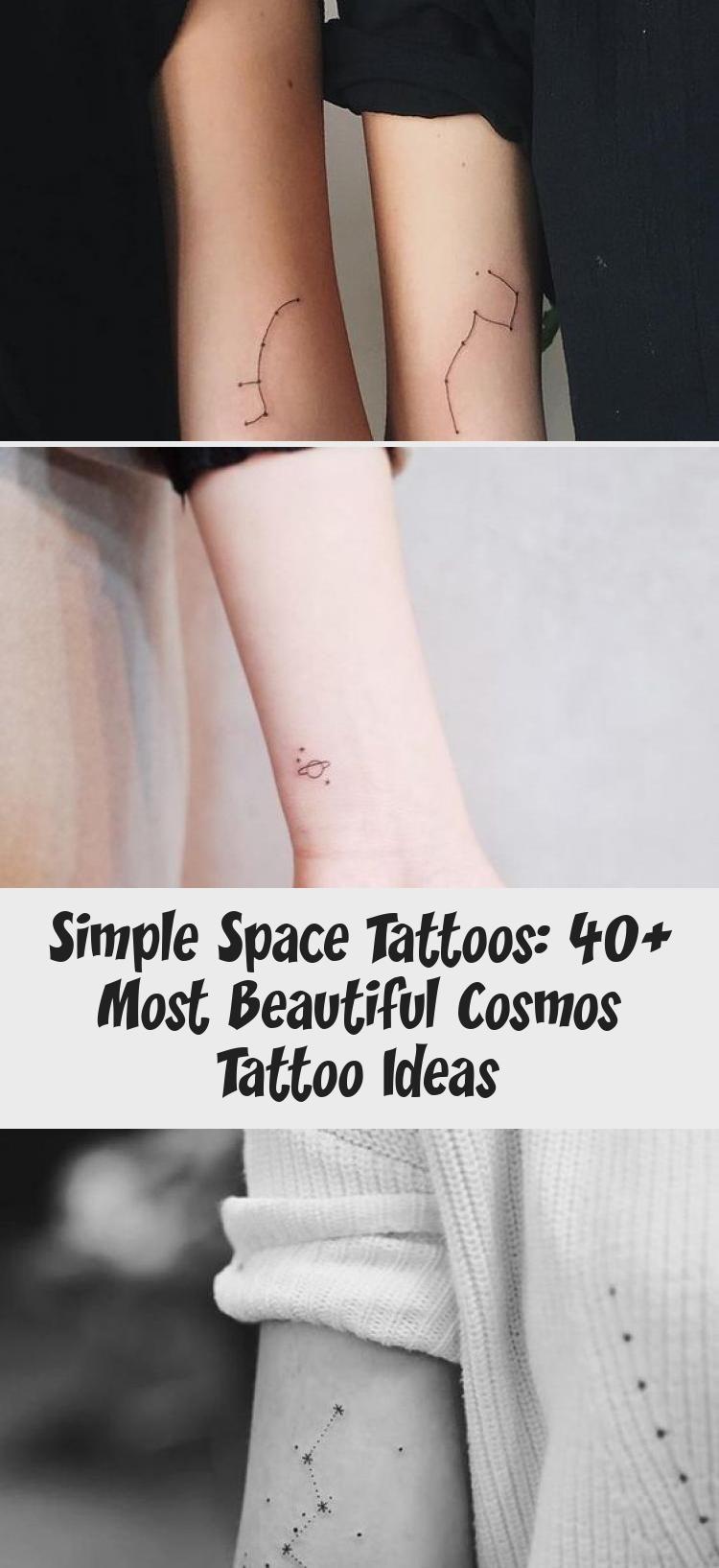 Photo of Simple Space Tattoos: 40+ Die schönsten Kosmos-Tattoo-Ideen, #schön #Kosmos #Ideen #Minuten