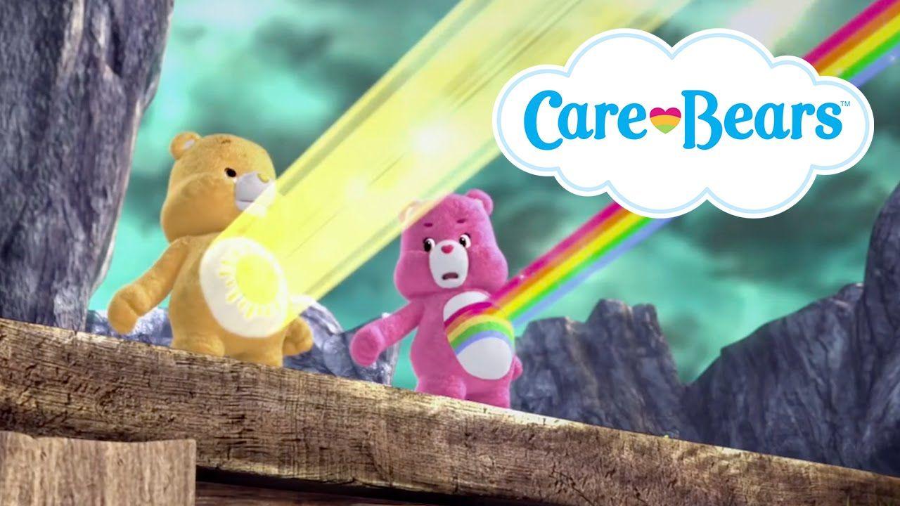 Image result for care bear stare care bear funshine