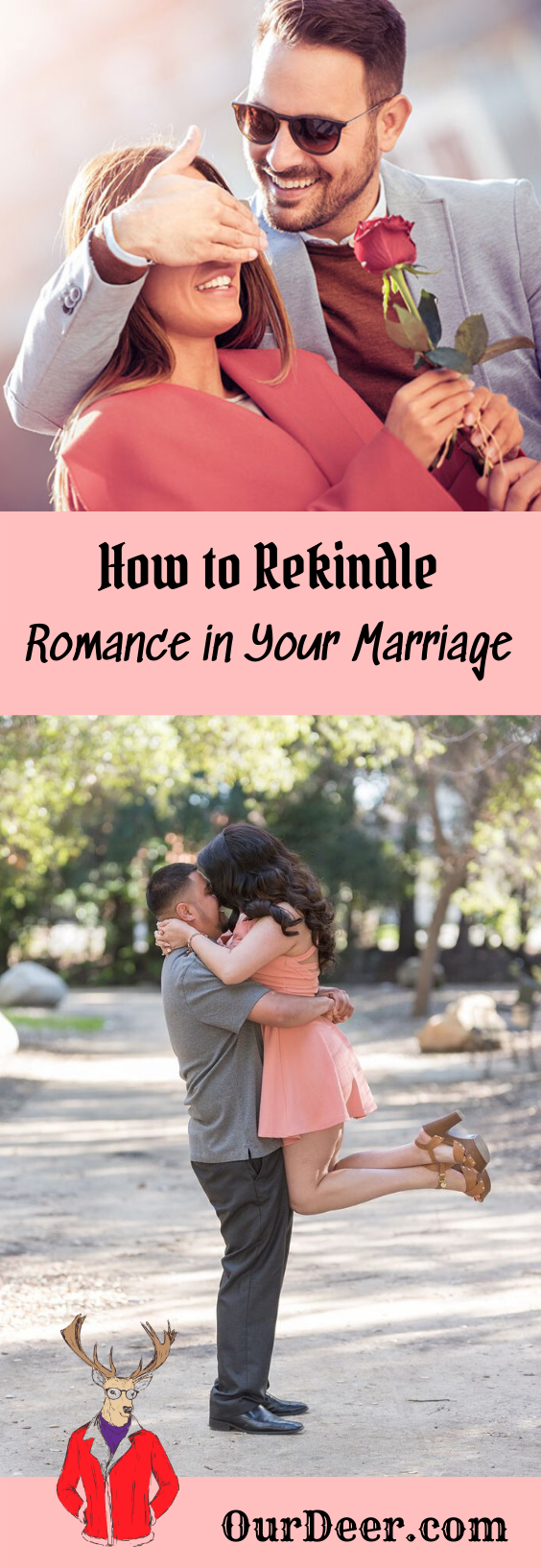 How To Rekindle Romance In Your Marriage   Our Deer
