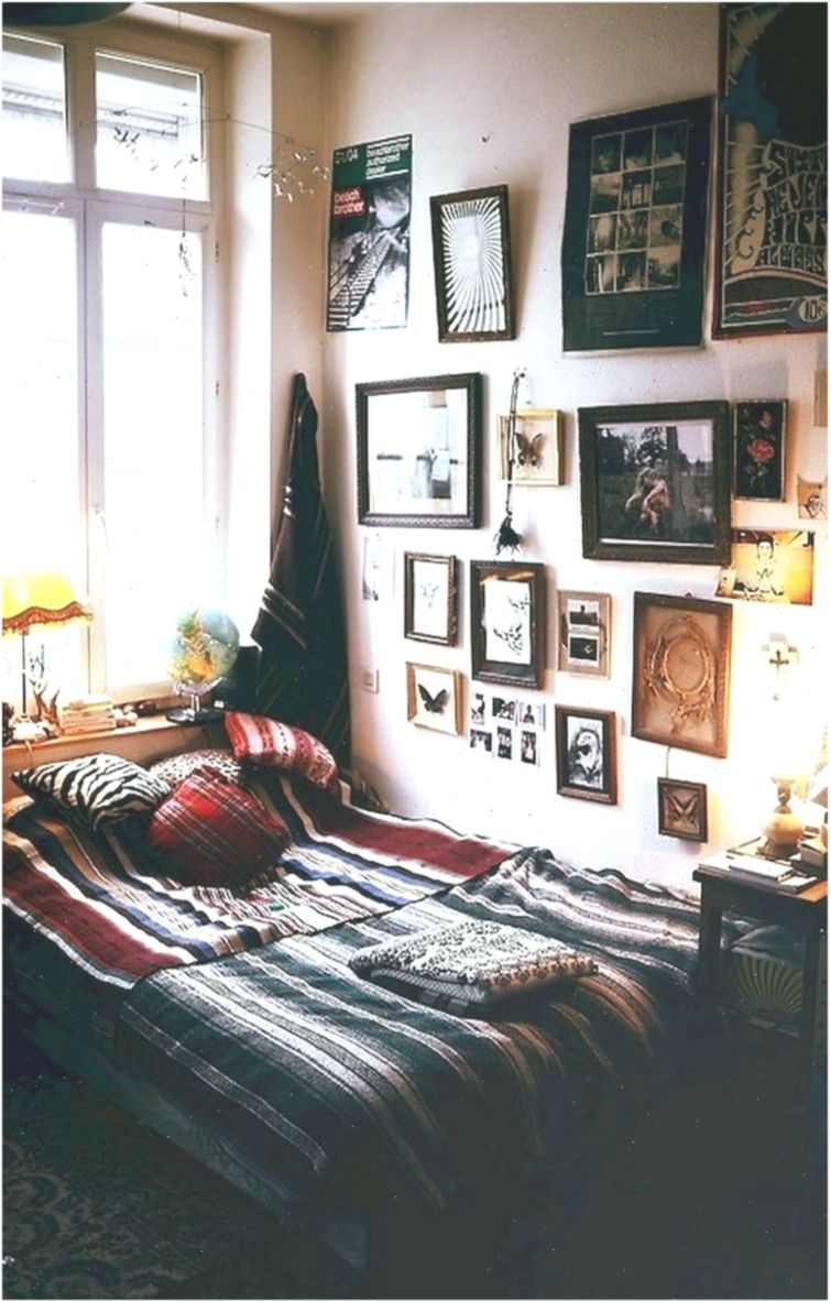 Diy Hipster Bedroom Decorations Ideas In 2020 With Images