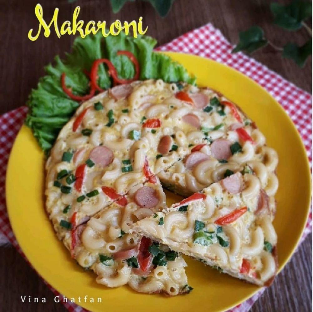 Resep Olahan Makroni Instagram Di 2021 Makaroni Resep Resep Masakan
