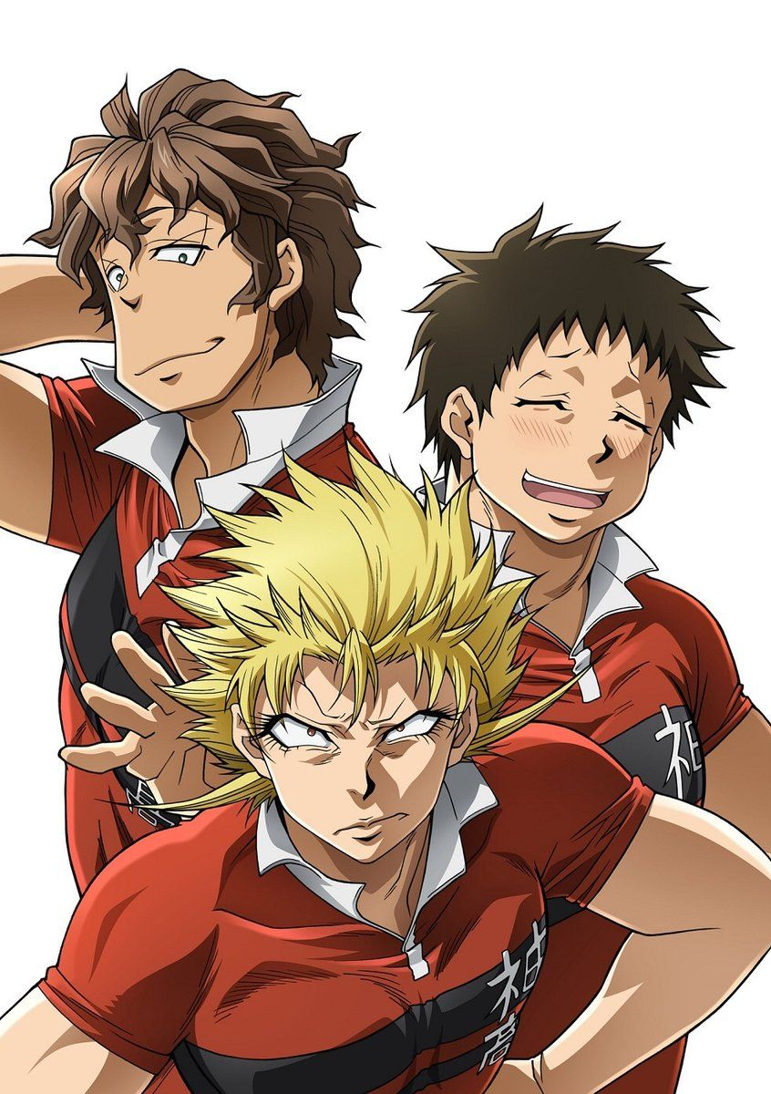 All out All out anime, Anime, Akise aru