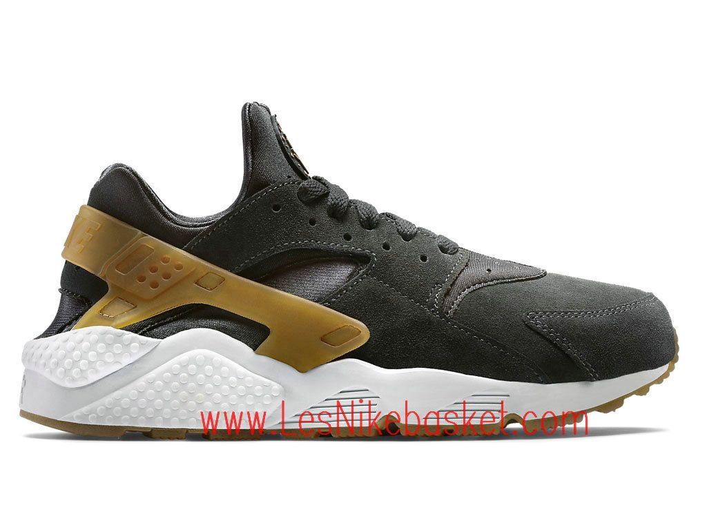 Running Homme Nike Air Huarache Anthracite Grey 318429_090 Officiel Nike Urh
