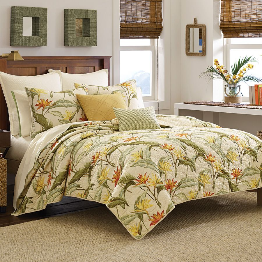 comforter gray home amazon dp kitchen island tommy com pelican set memory king bahama quilt
