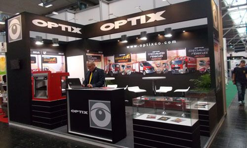 Exhibition Stand Builders Usa : One such exhibition company in usa is triumfo that offers