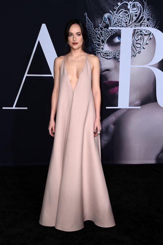 62efce69e5 Dakota Johnson in Valentino at the
