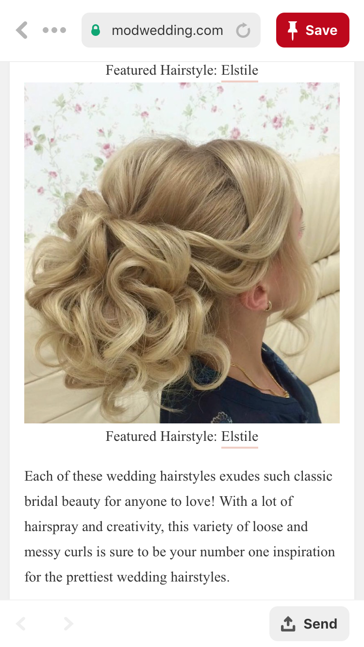 Pin by Debra Denno on Wedding Hair and Makeup in Pinterest
