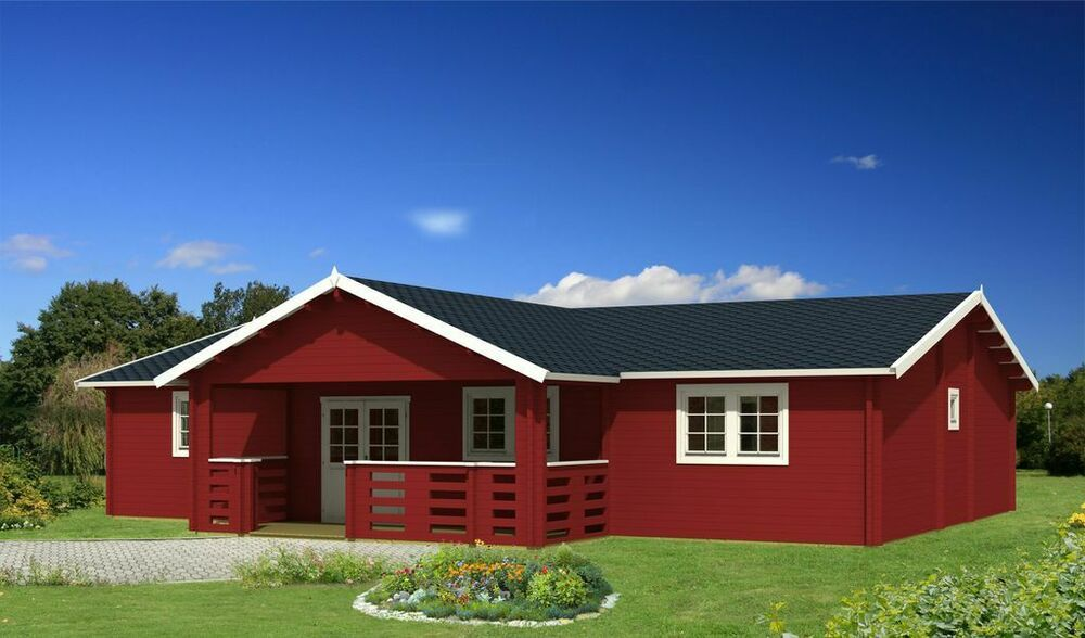 Details About 1247 Sq Ft 7 Room Diy Log Cabin Home