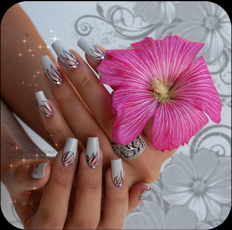 Nail art Pro\'Grif & Manucure | Beauty Tips | Pinterest | Nail art ...