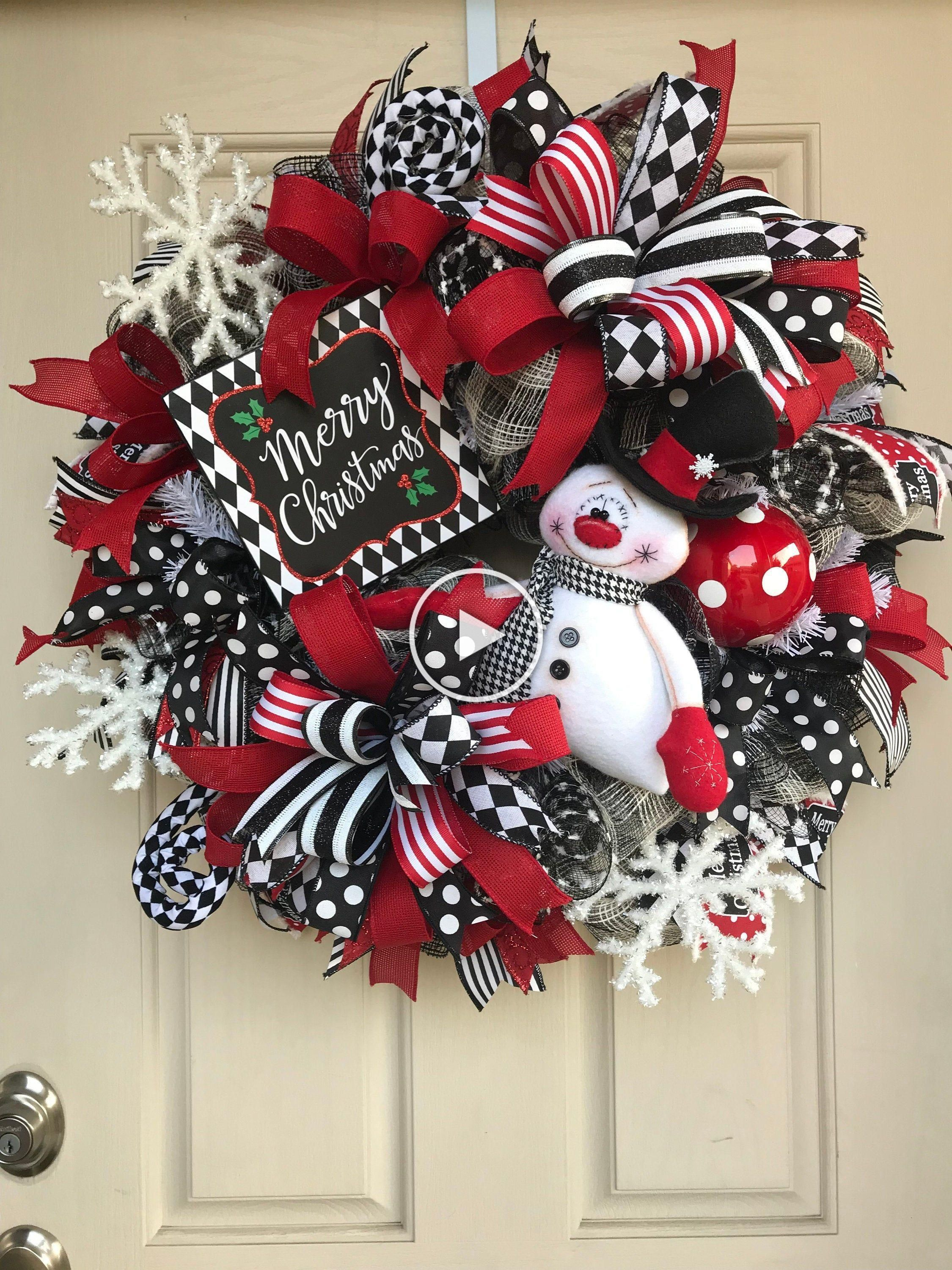 christmaswreaths in 2020 Christmas wreaths diy