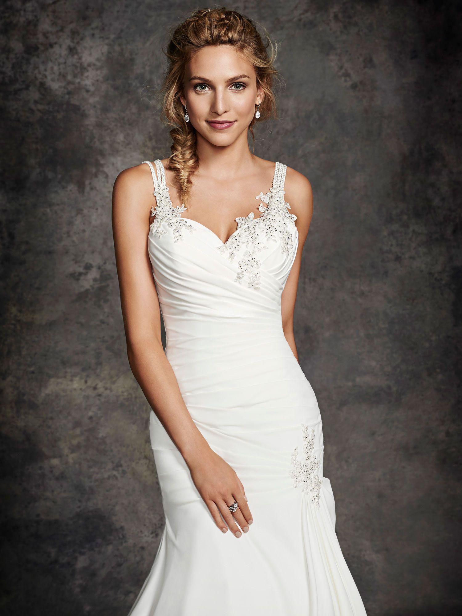 Style * BE258 * » Bridal Gowns, Wedding Dresses » Ella Rosa 2015 ...