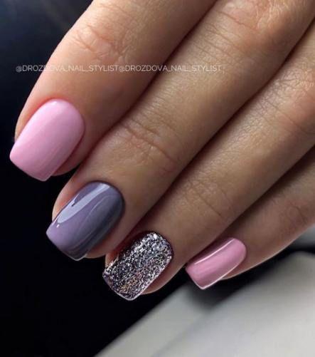 Best Nails Simple Classy Gel Ideas