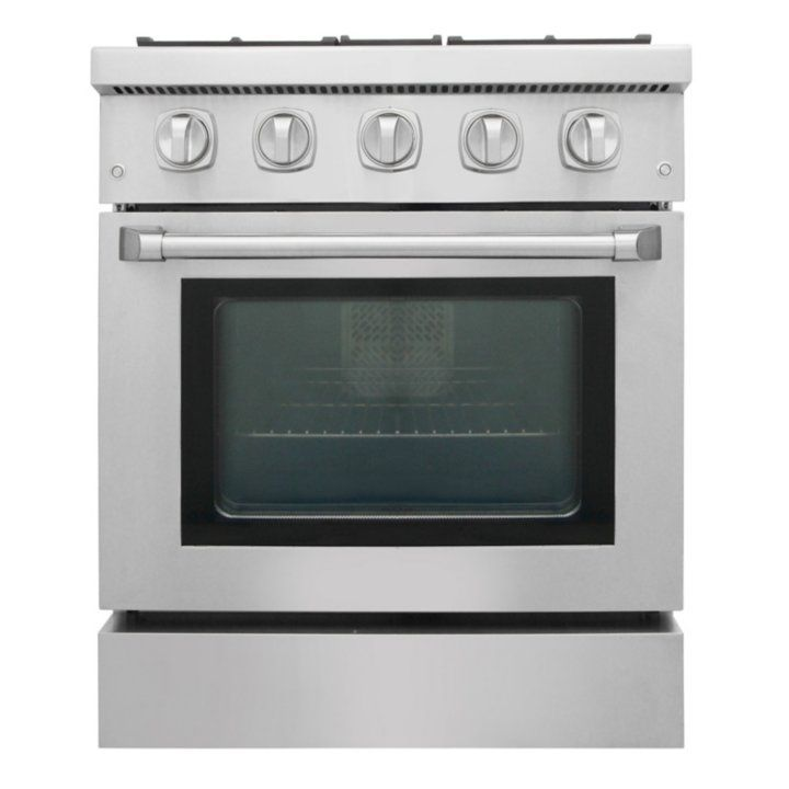 "Thor Kitchen Premium Series 30"" Freestanding Gas Range"
