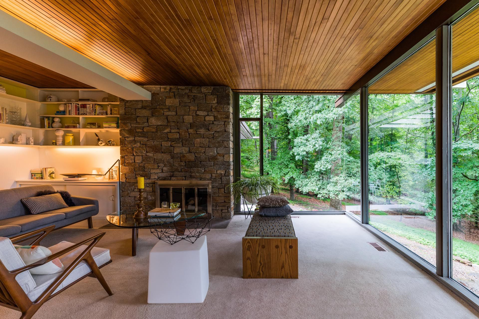 Mid Century Modern Richard Neutra Coveney House With Images