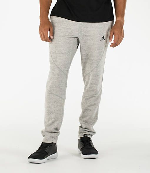 2129923070f Men's Air Jordan Wings Fleece Jogger Pants | Products | Fleece ...