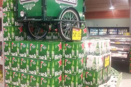 Experiential Marketing Bikes for sale - Brand Engagement | Icicle Tricycles