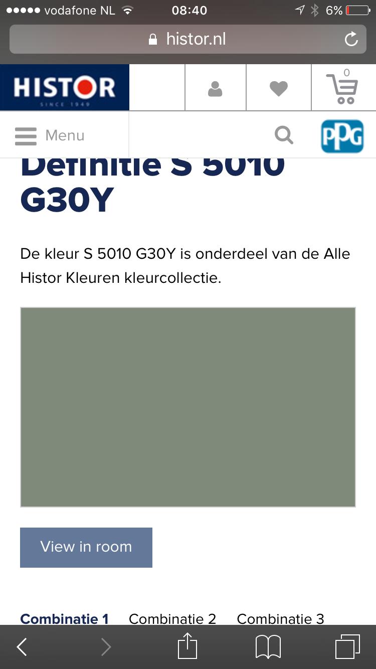 Histor Kleuren Verf.Histor Definitie Kleuren Wall Colors Home En Home Decor