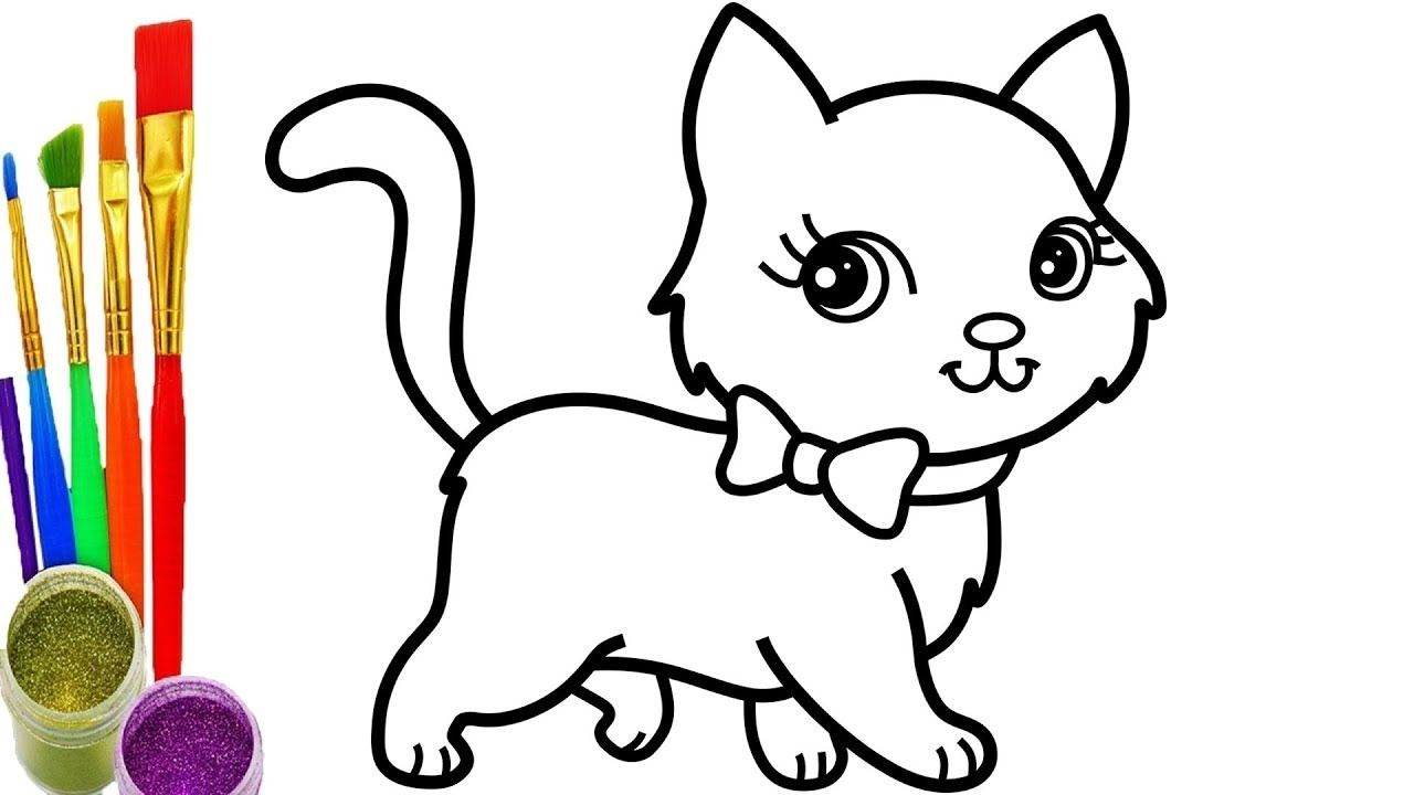 Coloring Cats Cat Coloring Page Coloring Cat Cat Coloring