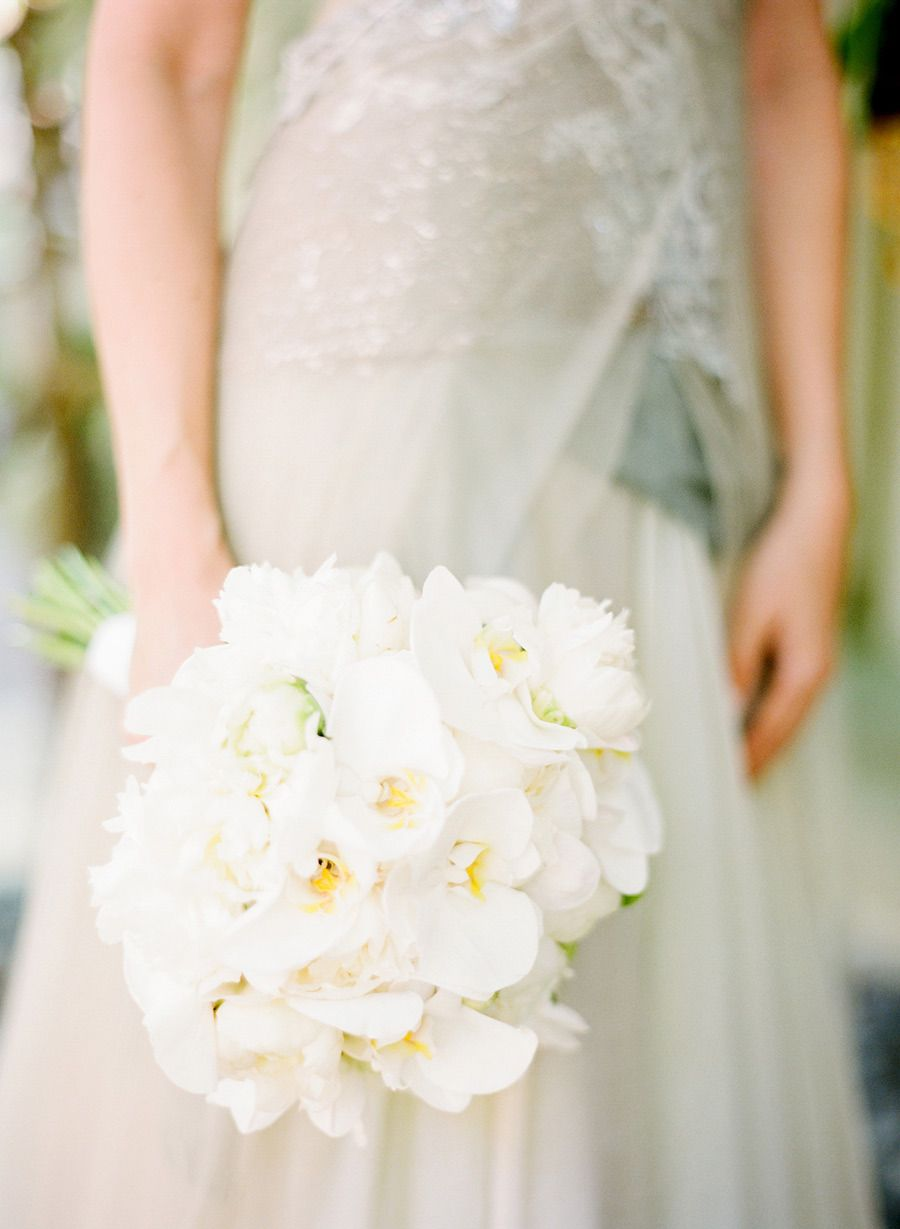 Islamorada wedding from kt merry photography best orchid bouquet