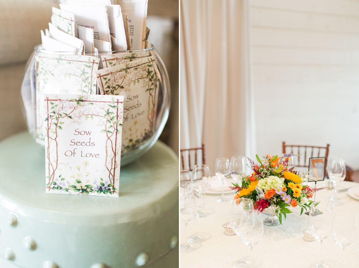 Affordable and Creative Wedding Favor Idea. Packet of Seeds for ...