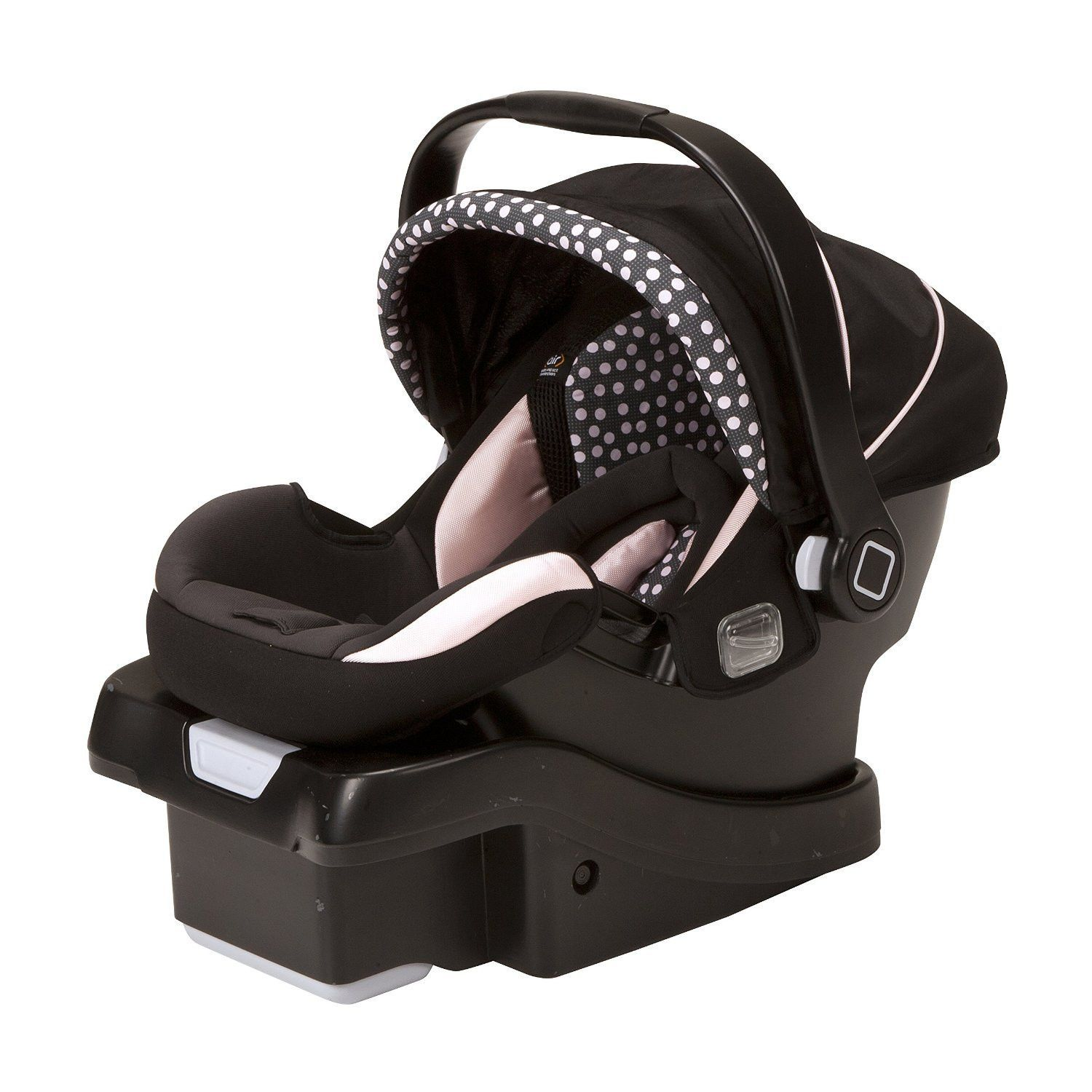 Safety 1st onBoard 35 Air Infant Car Seat (Pink Pearl