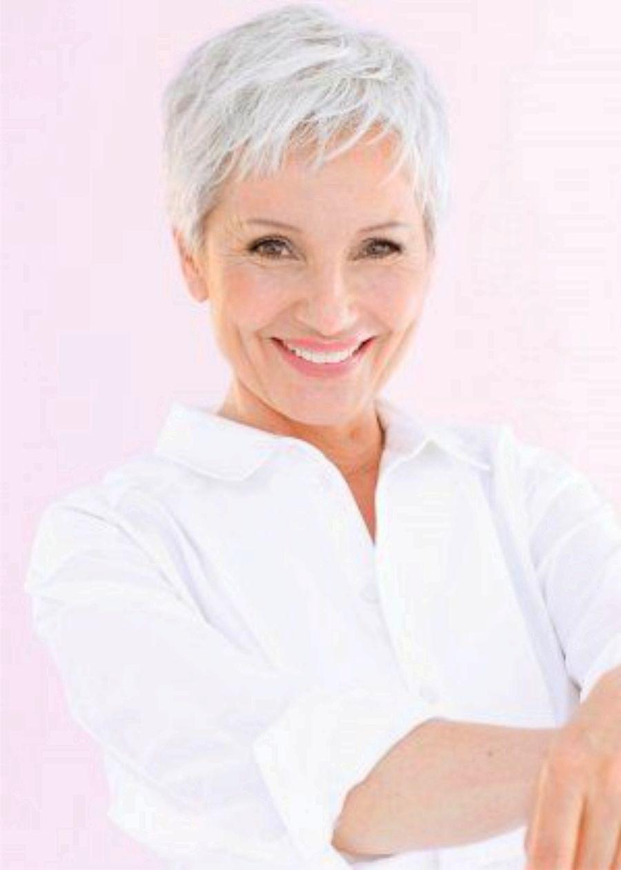 Image result for short hair styles for women over